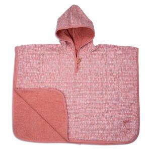 Hooded Poncho Baby Bath Towel
